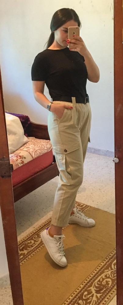 Pantalon Pull and Bear