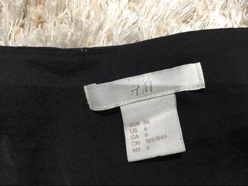 Joli haut H&M taille S