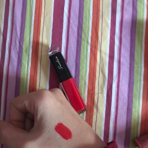 Rouge a lèvre GUERLAIN  la petite robe noir