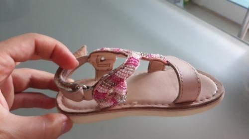 Sandale bébé fille