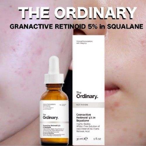 The Ordinary niacinamide and zinc