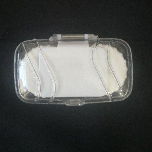 Boîte à lentilles avec mirroir