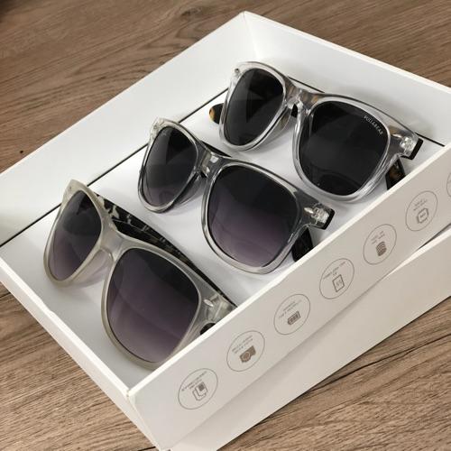 Paquet de lunette