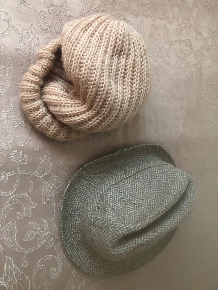 Pack deux chapeaux d hiver