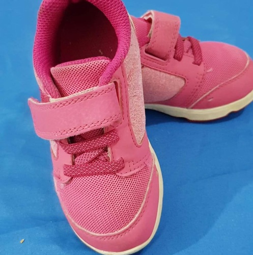 Baskets pour fille