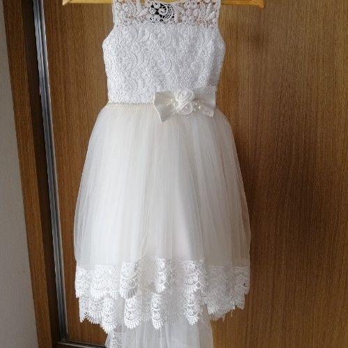 Robe de mariage fillette 8 ans