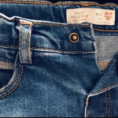 Jeans slim zara très chou