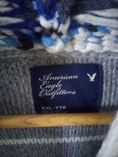 "Gilet en laine ""american eagle outfitters"""