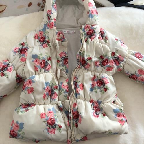 Manteau fille 3 ans materna