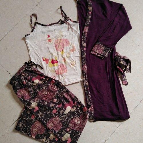 Pyjama 3 pièces made in Turkey