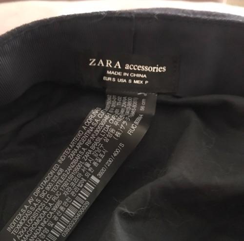 Casquette Zara neuve