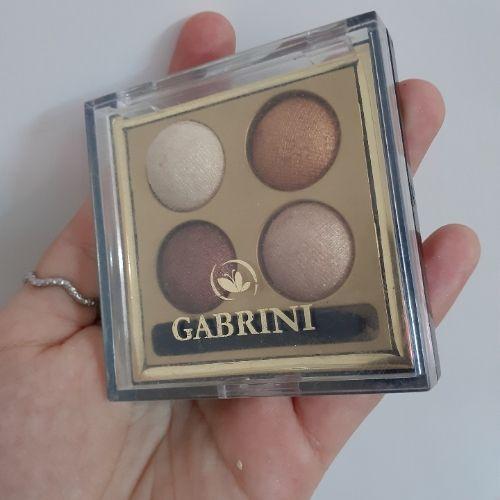 Fard à paupière neuf et importée de la marque Gabrini