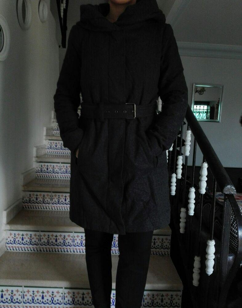 Manteau zara avec ceinture
