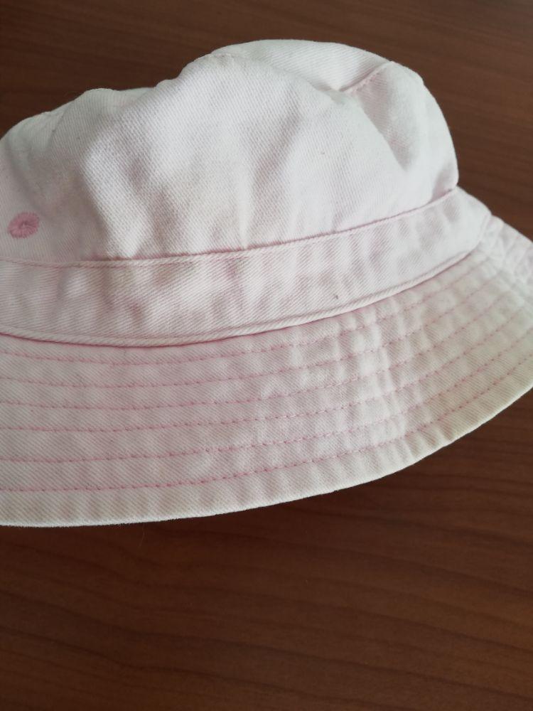 Lot de 2 chapeaux bébé fille 6 /12 mois