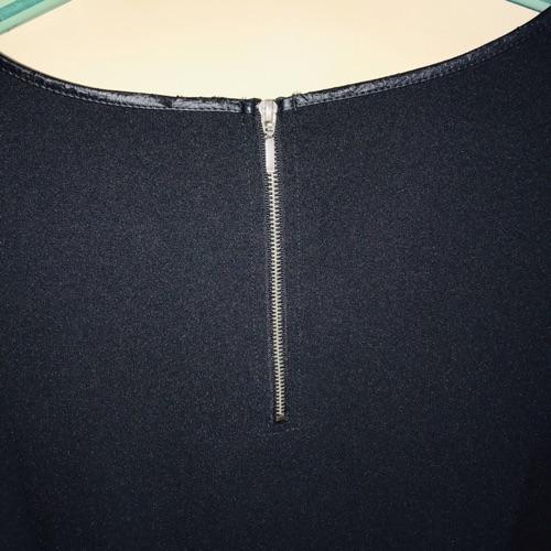 Pull tissu chemise STRADIVARIUS