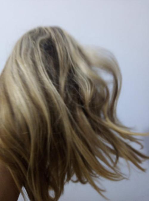 Perruque vraie chevelure