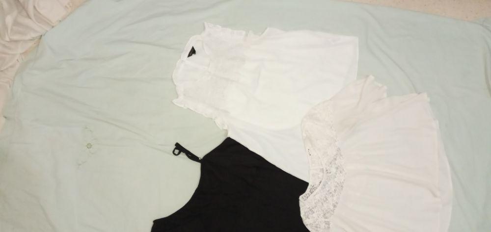 Lot : trois chemises