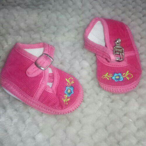 2 Chaussures bébé fille