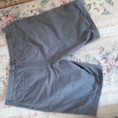 Short benetton gris