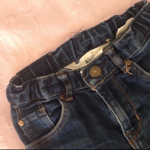 2 jeans pour enfant