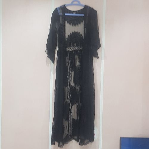 Kimono/cache maillot