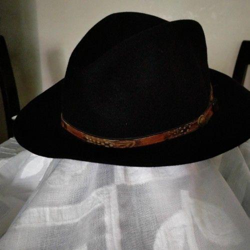 Chapeau authentique pour les fans de western