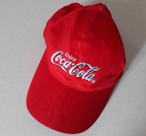 Casquette coca cola