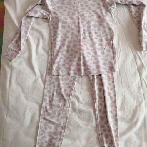 Pyjama h et m 6-8 ans