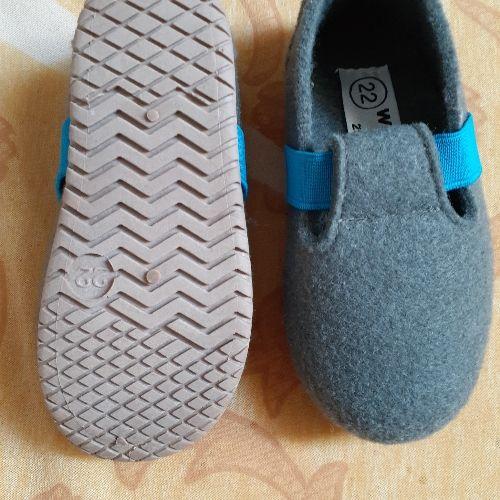 Chaussure bébé garçon neuf