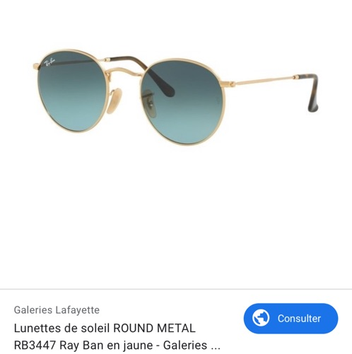 Rayban authentiques
