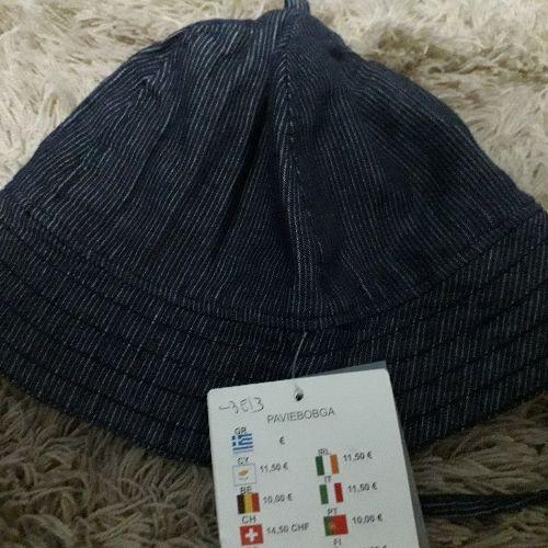 Joli chapeau dpam avec etiquette
