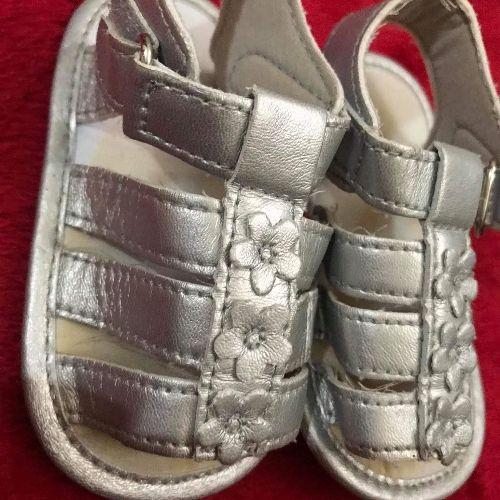 Sandales bébé souple