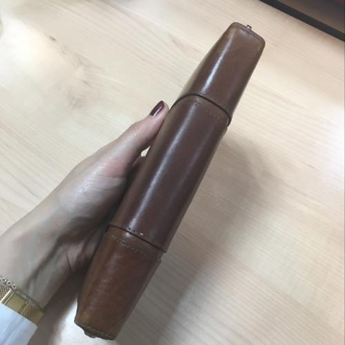 Portefeuille CRK cuir