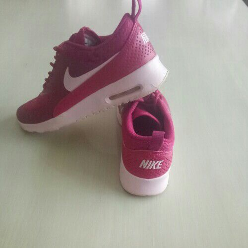 Espadrille Nike air max thea