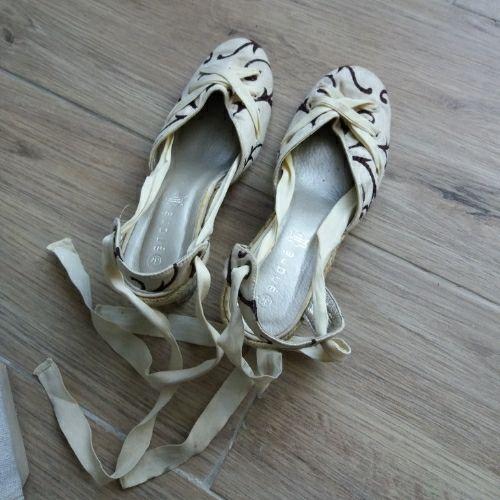 Sandales ANDRÉ comme neufs