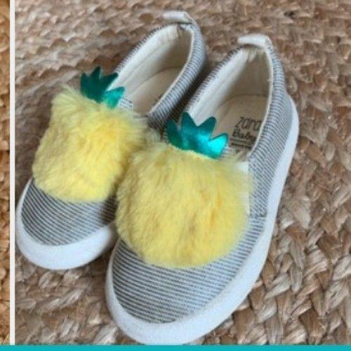 Shoes zara babies ananas p25