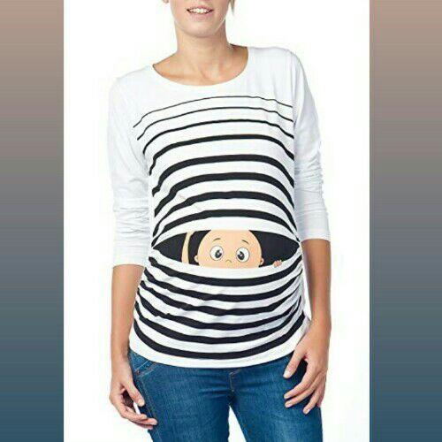 T_shirt pour femme enceinte