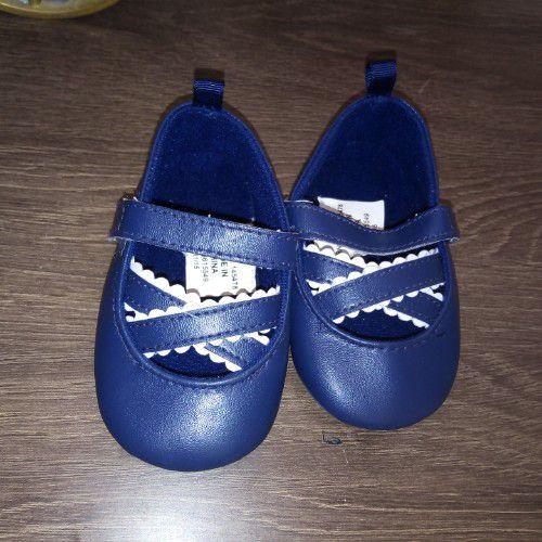 Chaussures bébé Bleu