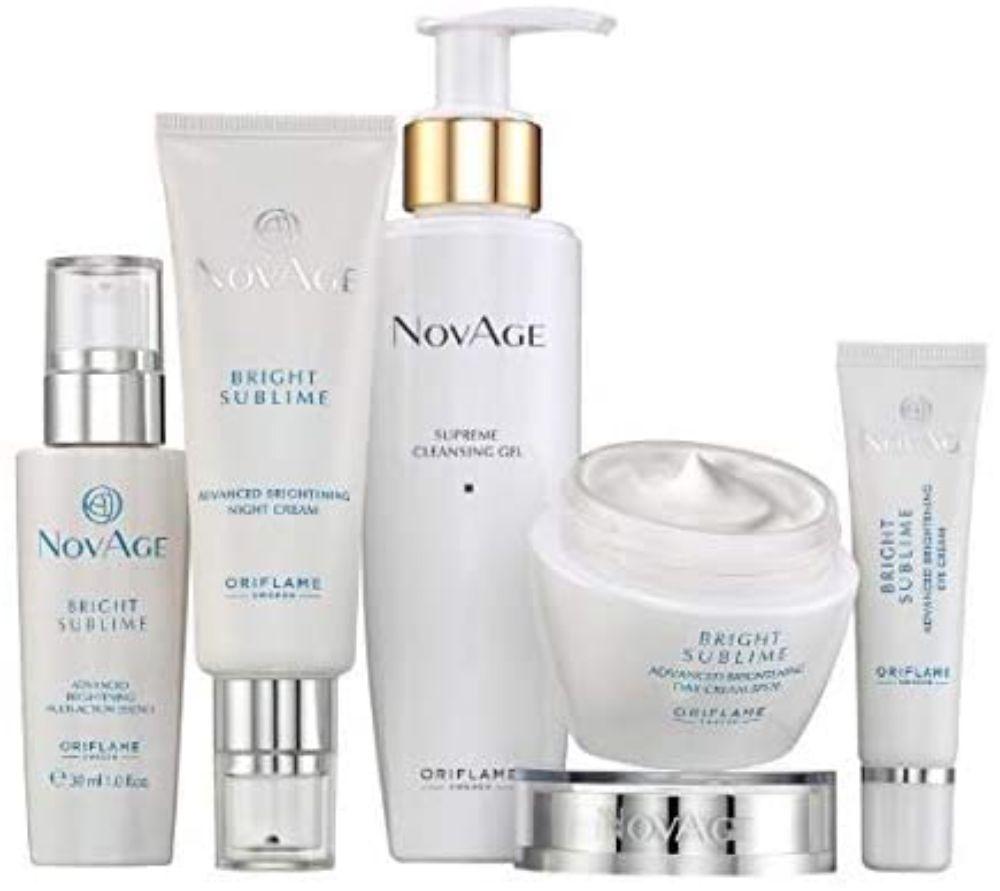 Routine NovAge Bright 25+ tout type de peau