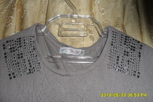 Tunique en cotton