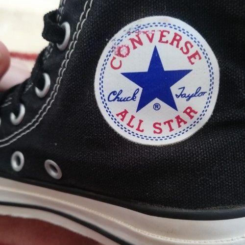 Converce all star noir authentique