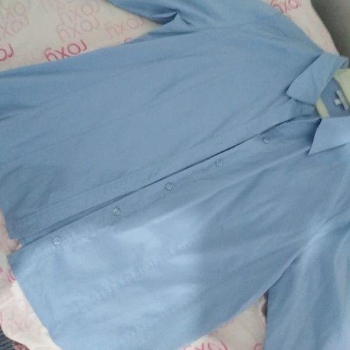 Chemise bleue ciel