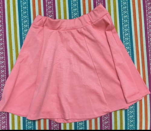 Jupe rose taille S/M a 10dt