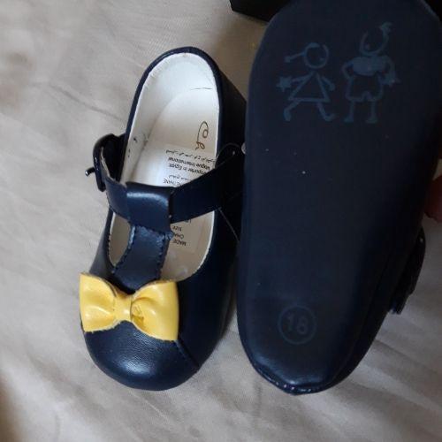 Chaussures bébé fille marque charanga