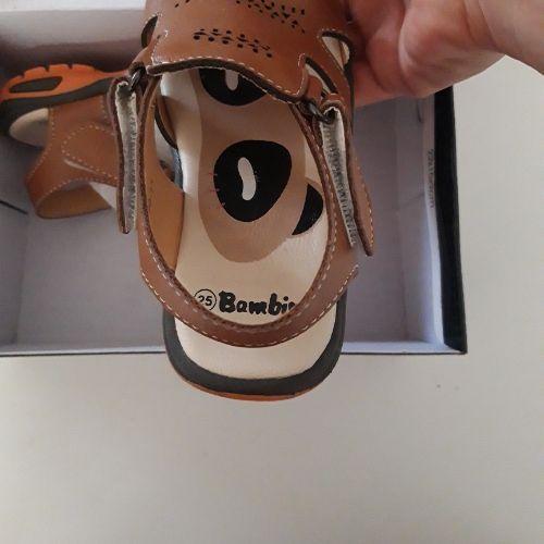 Sandale pour garçon neuf