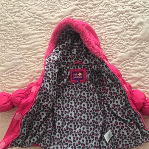 Manteau fillette 3ans rose