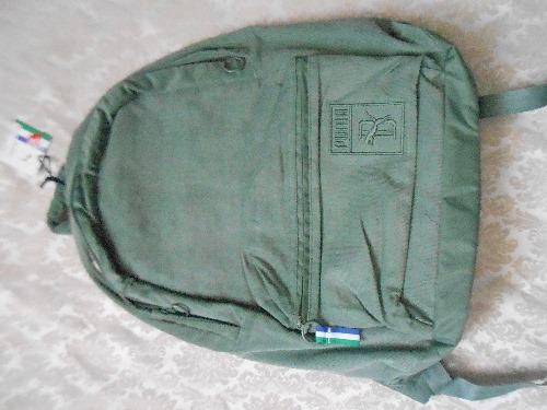 PUMA sac à dos grande taille couture et finition de luxe !
