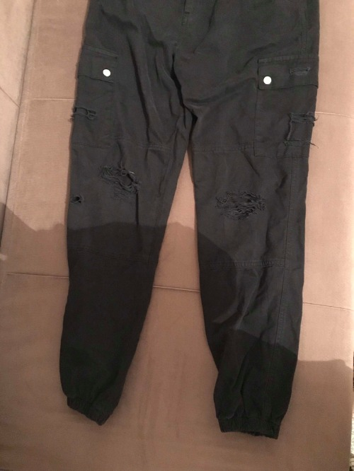 Pantalon cargo new look
