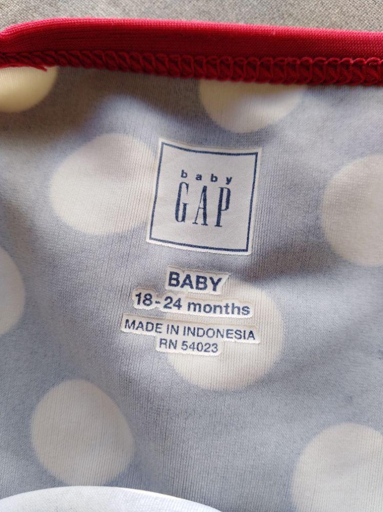 Maillot Gab kids, 18-24 mois