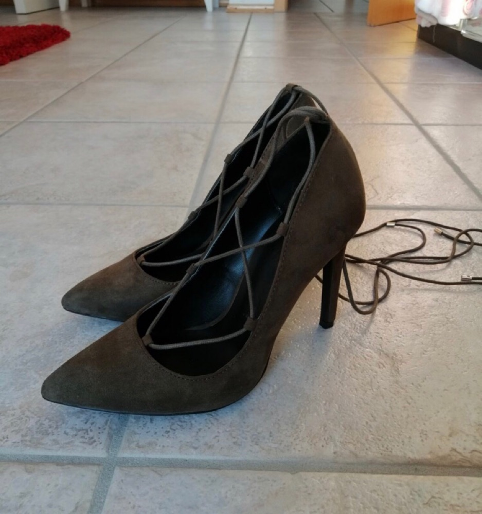 Chaussures bershka neuves